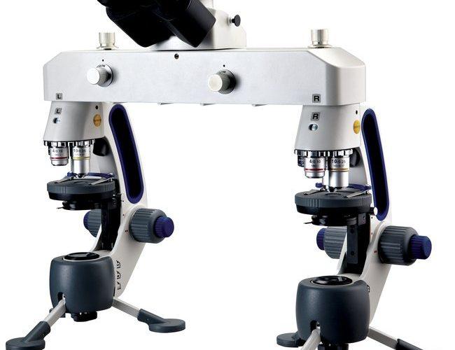 Криминалистические микроскопы – особенности, назначение и виды