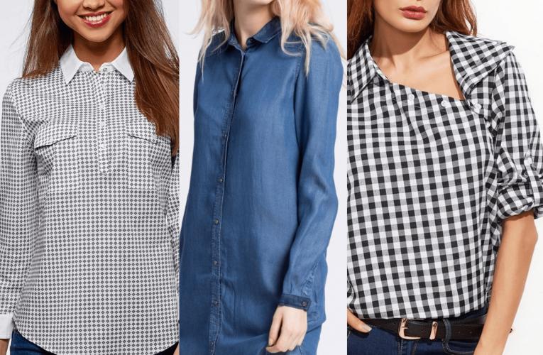 Дизайнерские женские блузы в современном образе: с чем носить