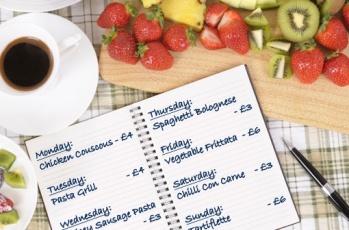 Планирование меню на неделю: позволяет сэкономить средства, время и место в холодильнике
