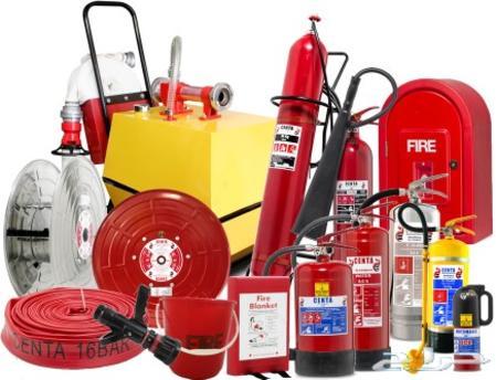 Противопожарное оборудование: чтоб из искры не разгорелось пламя