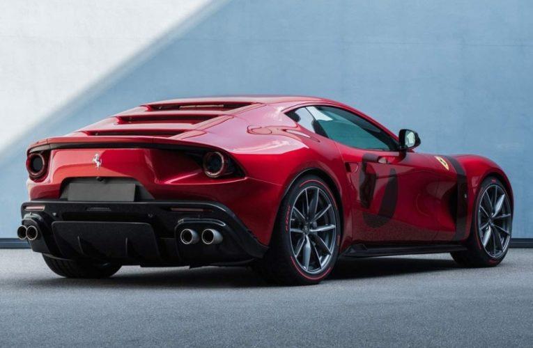 В единственном экземпляре: представлен эксклюзивный Ferrari Omologato