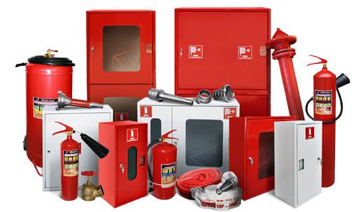 Виды пожарного оборудования