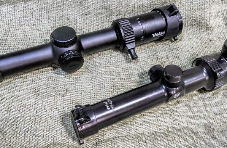 Как выбрать оптический прицел для охоты?