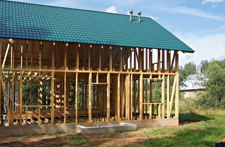 Как выбрать типовой проект для постройки каркасного дома?