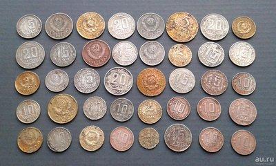 Какие монеты были в СССР?