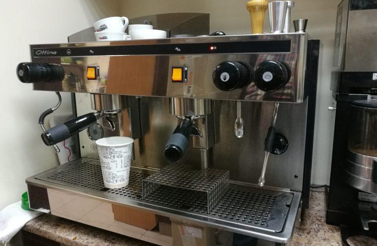 Как взять в аренду кофемашину ?
